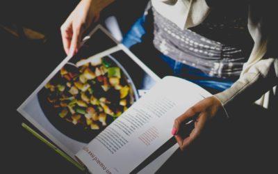 為什麼看了這麼多的食譜書,料理技術卻沒有進步⋯