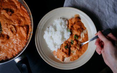 [食譜] 印度奶油咖哩雞—咖哩粉專欄#4