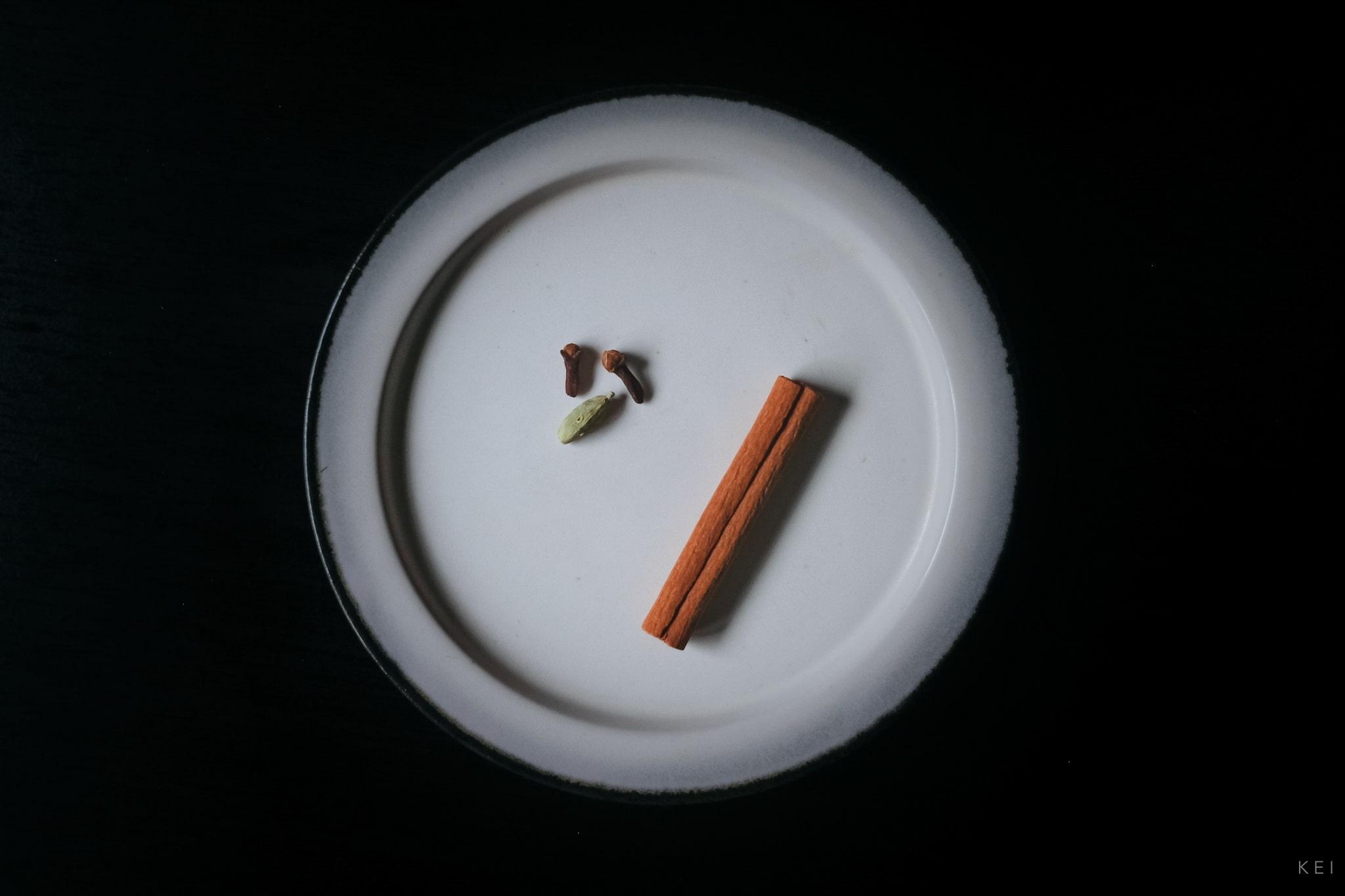 經典款:小荳蔻、丁香與肉桂