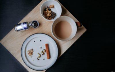 [食譜] 三種印度香料奶茶 Masala Chai:經典、辛辣、清香