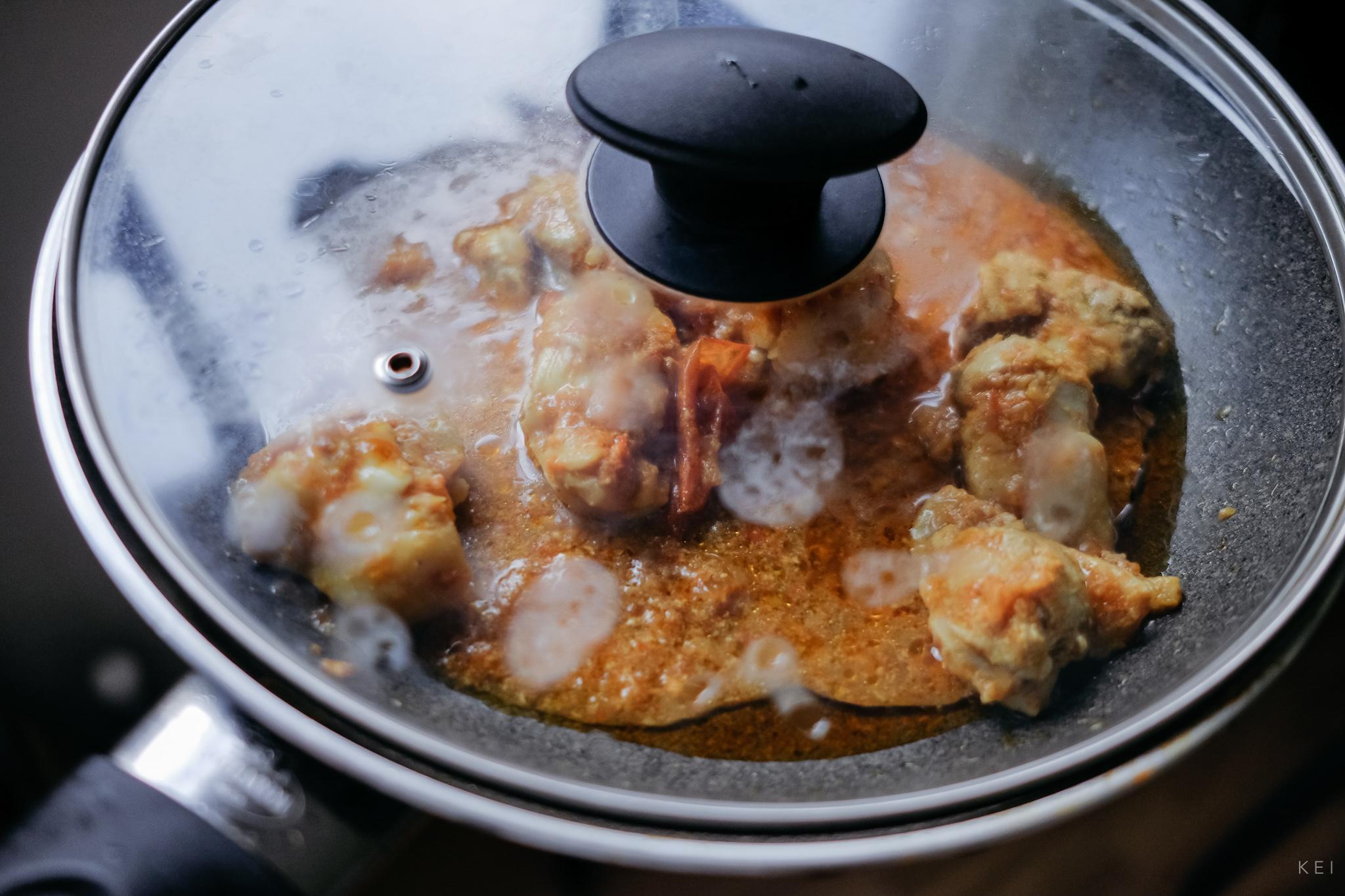 煮咖哩基底